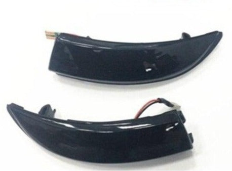Renault Clio MK4 Smoked Dynamic Indicator Units (2012 - 2017)