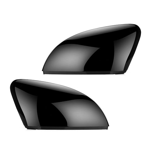 Volkswagen Polo MK5 6R / 6C Gloss Black Mirror Covers (2009-2018 Models) - Diversion Stores Car Parts And Modificaions