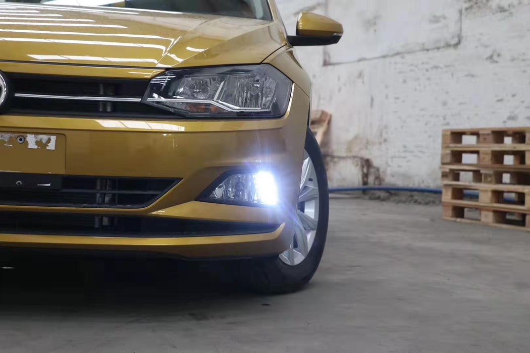 257 - Volkswagen Polo AW Daytime Running Lights With Indicators And Night Runners (2018+) - Diversion Stores Car Parts And Modificaions