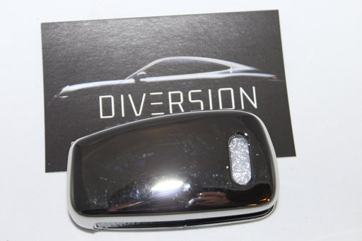 Audi Protective Key Cover - Chrome Silver - Diversion Stores Car Parts And Modificaions