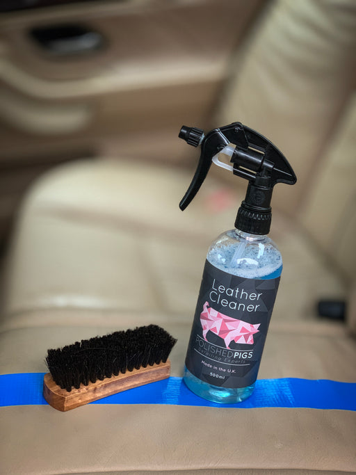 Leather Cleaner - Polished Pigs
