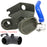 Ramair Heat Shield Intake Kit – Turbo Elbow Included – Blue Intake Hose – VW MK7 Golf GTI & R, Audi A3, S3 8V, Seat Leon Cupra 280 & Skoda Octavia RS