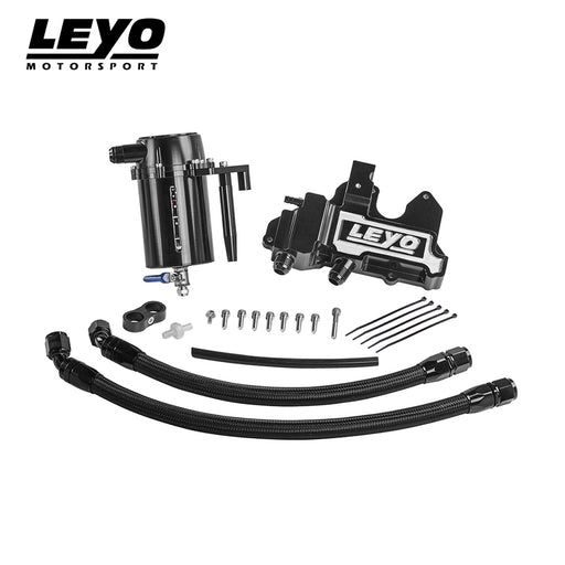 Leyo Motorsport Oil Catch Tank Kit - EA888 Gen 3 VAG Range