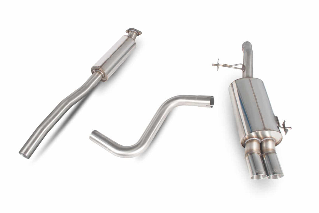 Scorpion Ford Fiesta ST 180 (2013-15) 3″ Cat-Back Exhaust - SFDS074