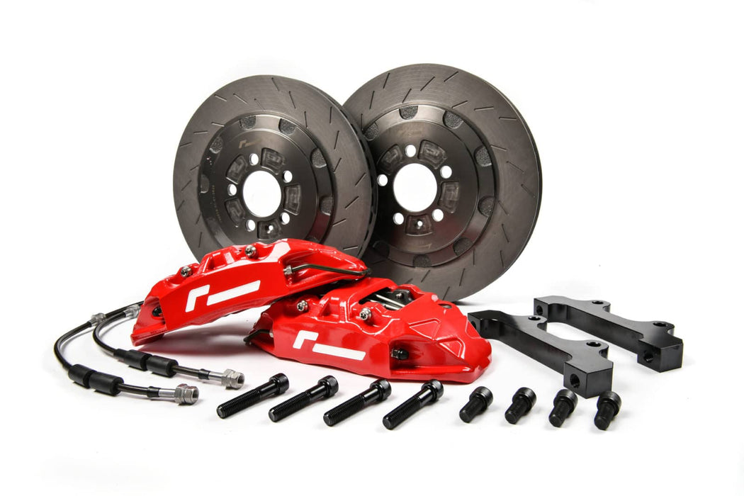 Racingline Performance Stage 2 Brake Kit – 4pot/330mm – Polo (6R/6C) , A1/S1 (8X), Ibiza (6J/6P) - Diversion Stores Car Parts And Modificaions