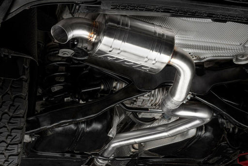 APR Cat Back Exhaust System - Tiguan Mk2 4motion 2.0TSIAPR Cat Back Exhaust System - Tiguan Mk2 4motion 2.0TSI