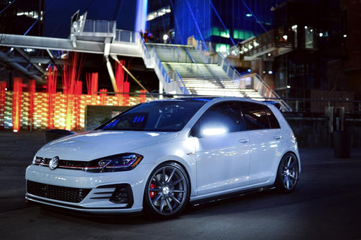 Volkswagen Golf MK7 & MK7.5 Dynamic Sweeping Indicators With Light Show All Models (2013-2019)~(WARRANTY)