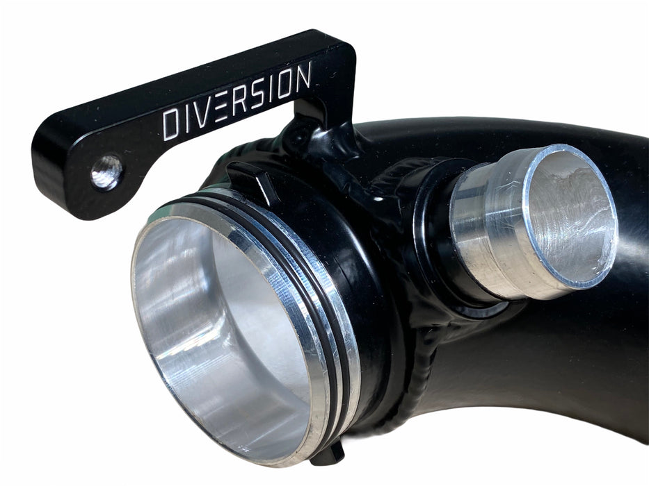 DIVERSION Audi S3 8V High Flow Turbo Elbow (2.0T EA888) D0001