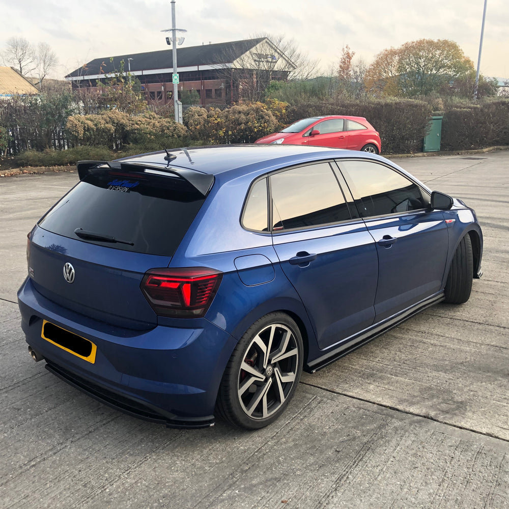 Volkswagen Polo AW / MK6 Oettinger Style Spoiler (2018+ Models) - Diversion Stores Car Parts And Modificaions