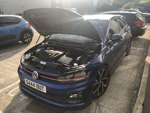 Volkswagen Polo AW Gas Bonnet / Hood Struts (2018+ Models / MK6) - Diversion Stores Car Parts And Modificaions