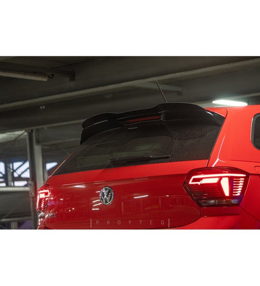 Volkswagen Polo AW GTI / R LINE Rear Spoiler Lip (2018 - UP) - Diversion Stores Car Parts And Modificaions
