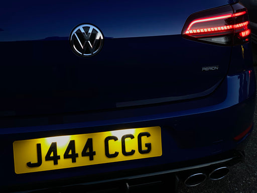Volkswagen Golf MK7 / MK7.5 LED Number Plate Units Pair (2013-2020 / Error Code Free)
