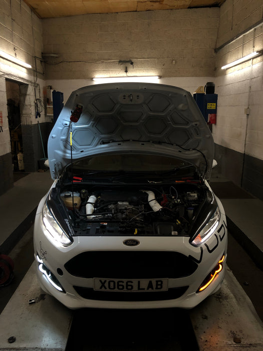 113 - Ford Fiesta Fog Light DRLs And Indicators - Diversion Stores Car Parts And Modificaions