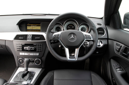 Mercedes A Class Custom Carbon Fibre Steering Wheel (2011 - 2014 Models MK3 Pre facelift)