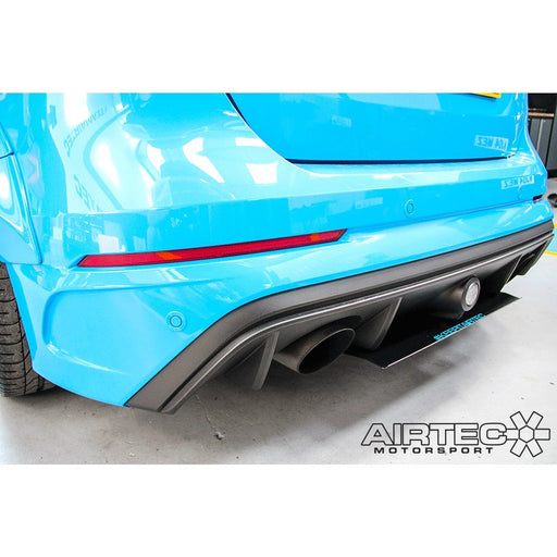 AIRTEC MOTORSPORT REAR DIFFUSER EXTENSION FOR FORD FOCUS RS MK3 NOT CARBON FIBRE QUICK FIT EASY MOD ADD ON DIFFUSER RACE DIFFUSER ULTIMATE AIR DIFFUSING SYSTEM CUSTOM MADE