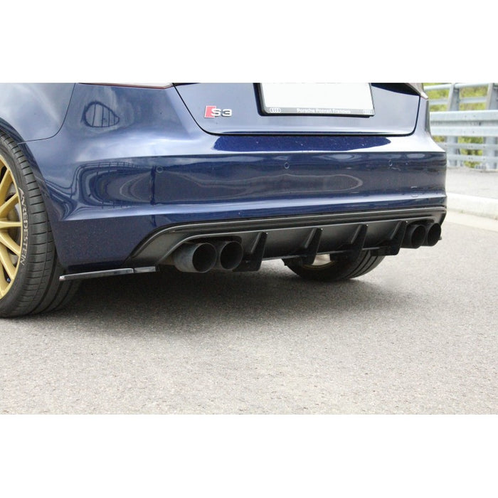 Race Design - REAR DIFFUSER / AUDI S3 8V 2012-2016