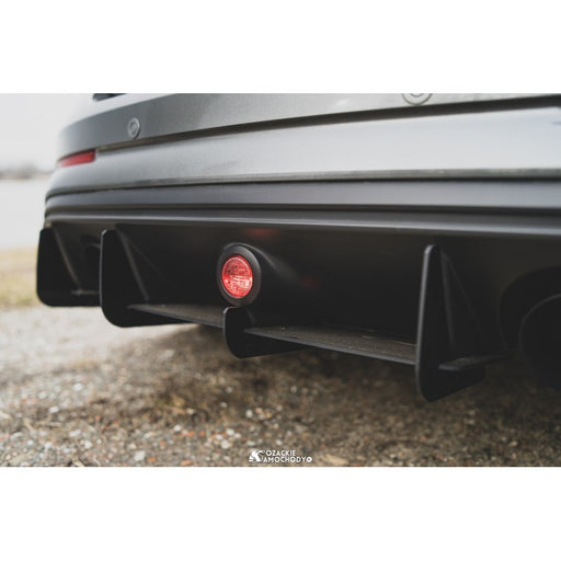 Race Design - REAR DIFFUSER FOCUS MK3 RS 2015-