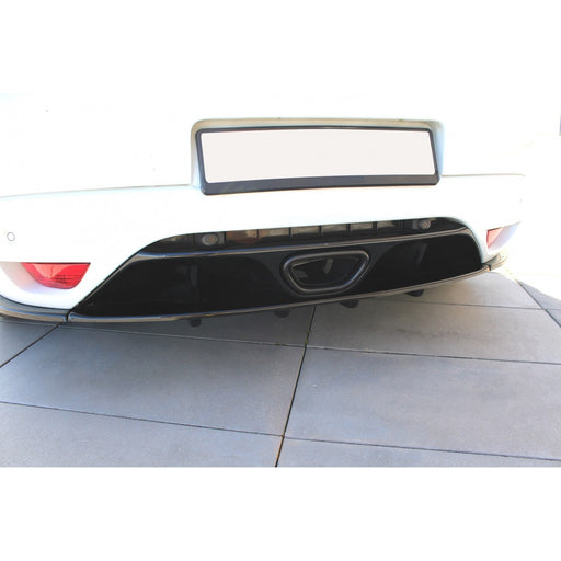 Race Design - RENAULT MEGANE MK3 RS REAR DIFFUSER V.1 (2009-2014)