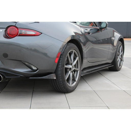 Race Design - REAR SIDE SPLITTERS V.2 / MAZDA MX-5 ND MK4 2014 -