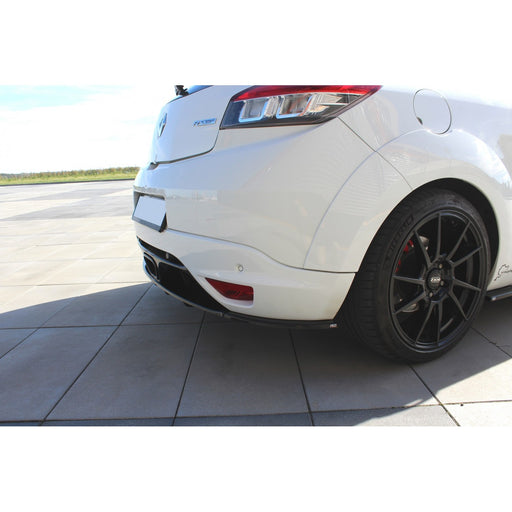 Race Design - RENAULT MEGANE MK3 RS REAR SPATS (2009-2014)