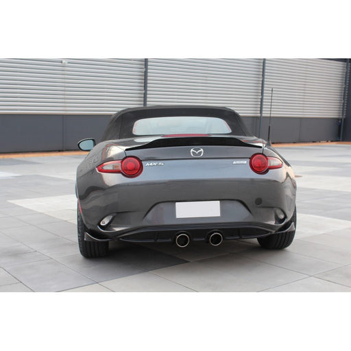 Race Design - REAR VALANCE/DIFFUSER V.2 MAZDA MX-5 ND MK4 2014 -