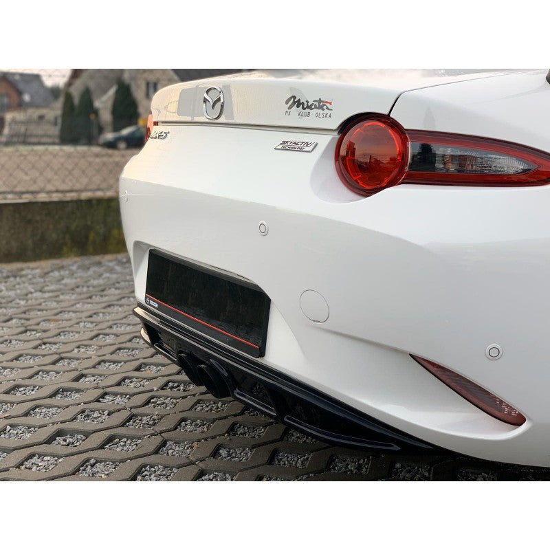 Race Design - REAR VALANCE/DIFFUSER V.1 MAZDA MX-5 ND MK4 2014 -