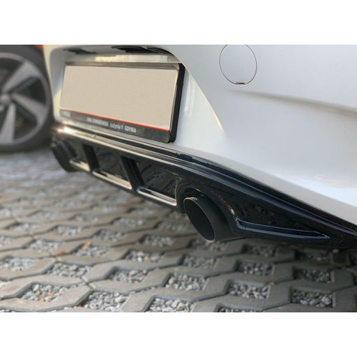 Race Design - REAR VALANCE/DIFFUSER V.3 MAZDA MX-5 ND MK4 2014 -