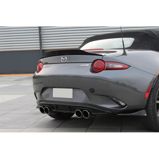 Race Design - REAR VALANCE/DIFFUSER V.4 MAZDA MX-5 ND MK4 2014 -
