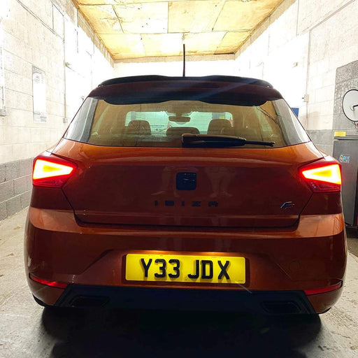 SEAT Ibiza MK5 6F Spoiler Extension Lip (2017+)