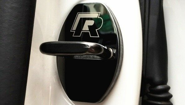 180 - Volkswagen R / R Line Door Lock Covers - Diversion Stores Car Parts And Modificaions