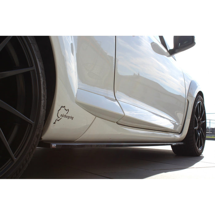 Race Design - RENAULT MEGANE MK3 RS SIDE SKIRTS (2009-2014)