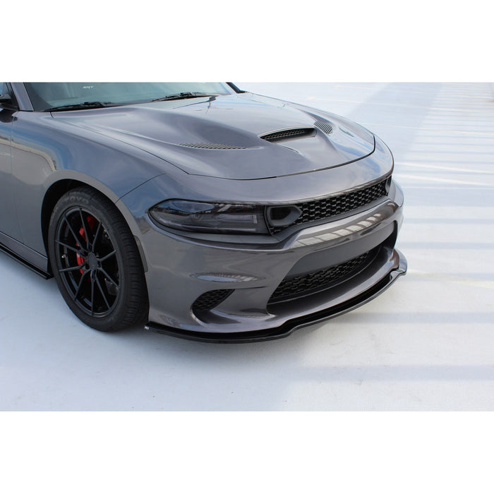 Race Design - Dodge Charger SRT / Hellcat Front Splitter V.2 (2015+)