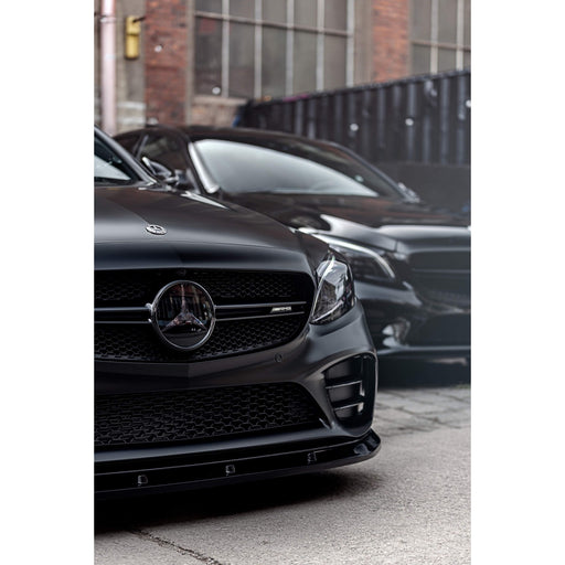 Race Design - Mercedes Benz C43 AMG Front Splitter Version 1 (W205 FACELIFT 2019 -)