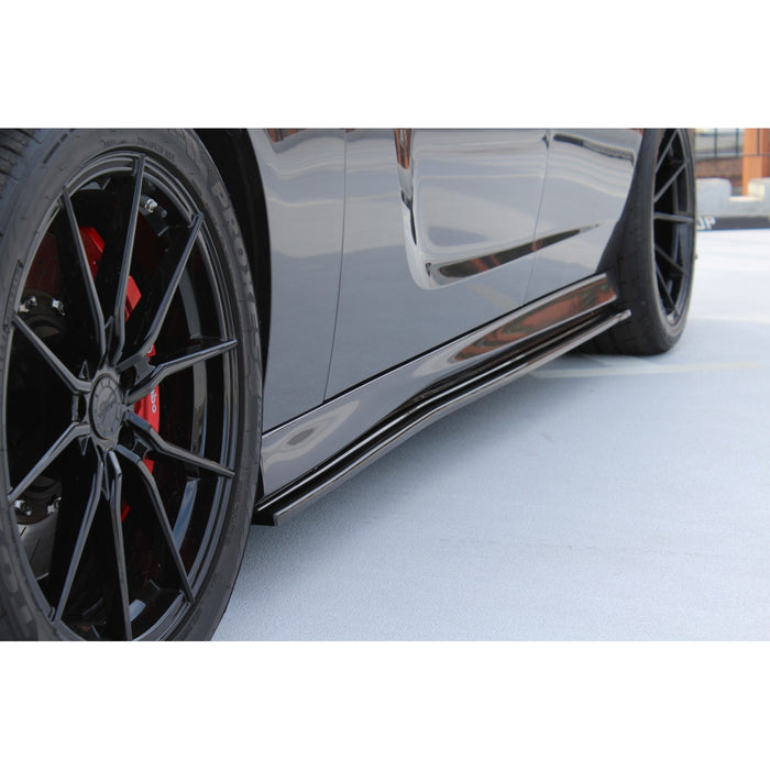 Race Design - Dodge Charger SRT / Hellcat Side Skirts (2015+)