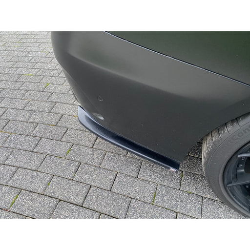 Race Design - Mercedes Benz C43 AMG Rear Spats (W205 FACELIFT 2019 -)