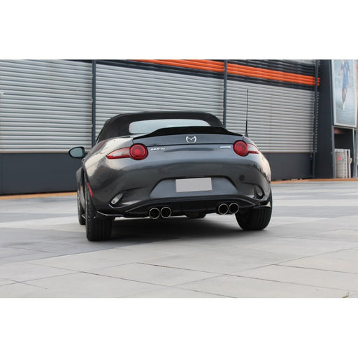 Race Design - SPOILER EXTENSION V.1 MAZDA MX5 ND MK4 2014-
