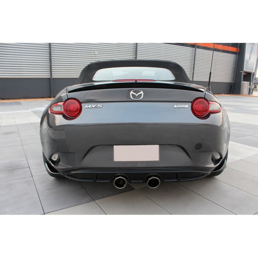 Race Design - SPOILER EXTENSION V.2 MAZDA MX5 ND MK4 2014-