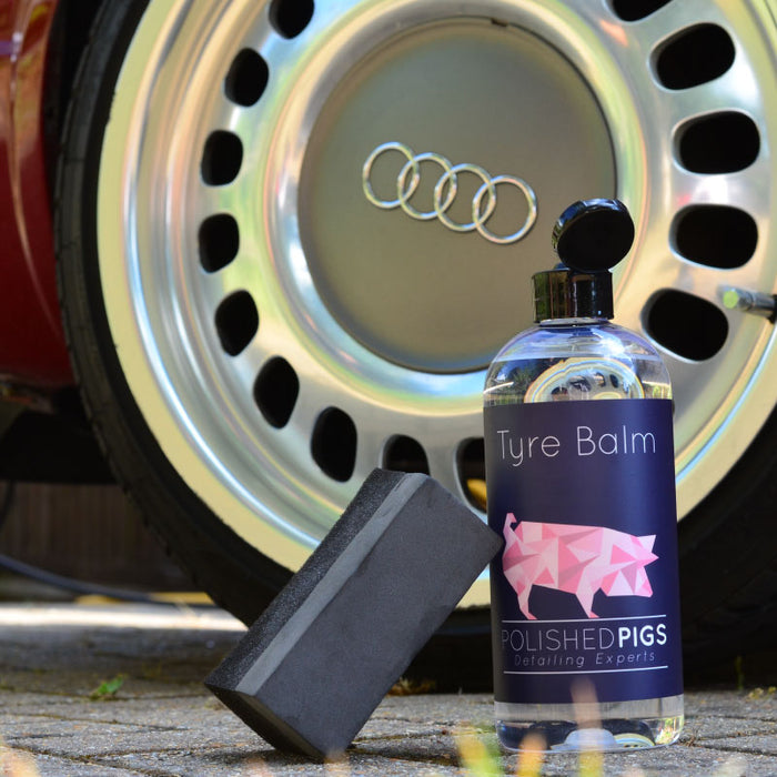 Tyre Balm - Polished Pigs