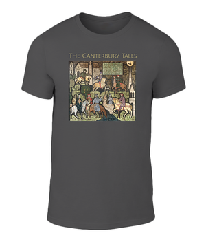 Open image in slideshow, Canterbury Tales Unisex T-Shirt