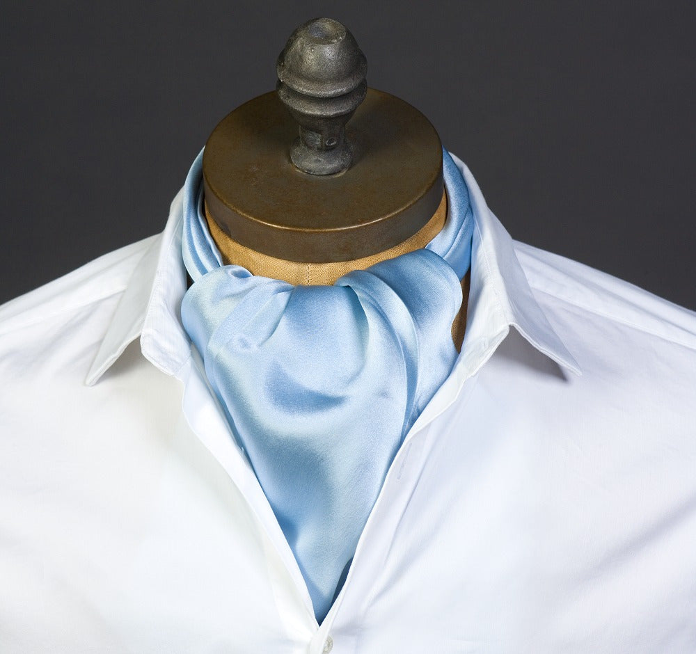 Newsome Blue Ascot