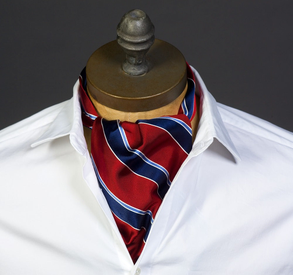Red White Blues Ascot