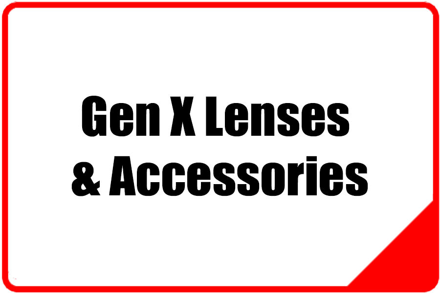 Gen X Paintball Mask Lenses & Accessories | Pro Edge Paintball