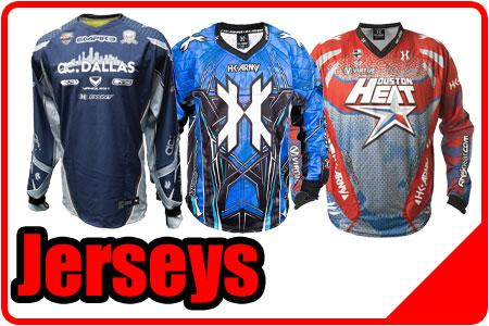 Jerseys | Pro Edge Paintball