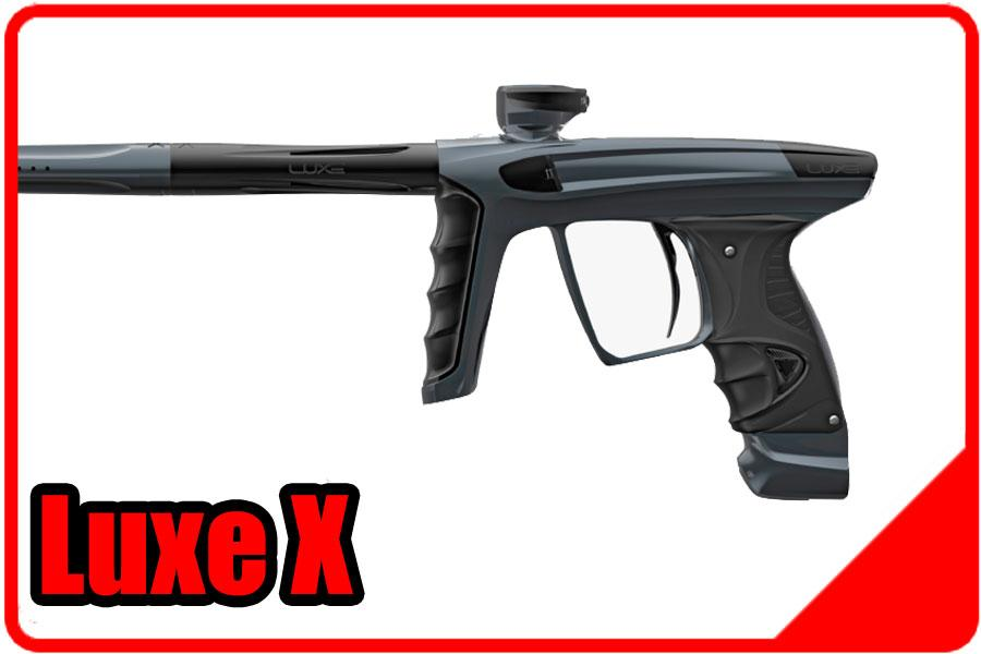 Luxe X Paintball Guns | Pro Edge Paintball