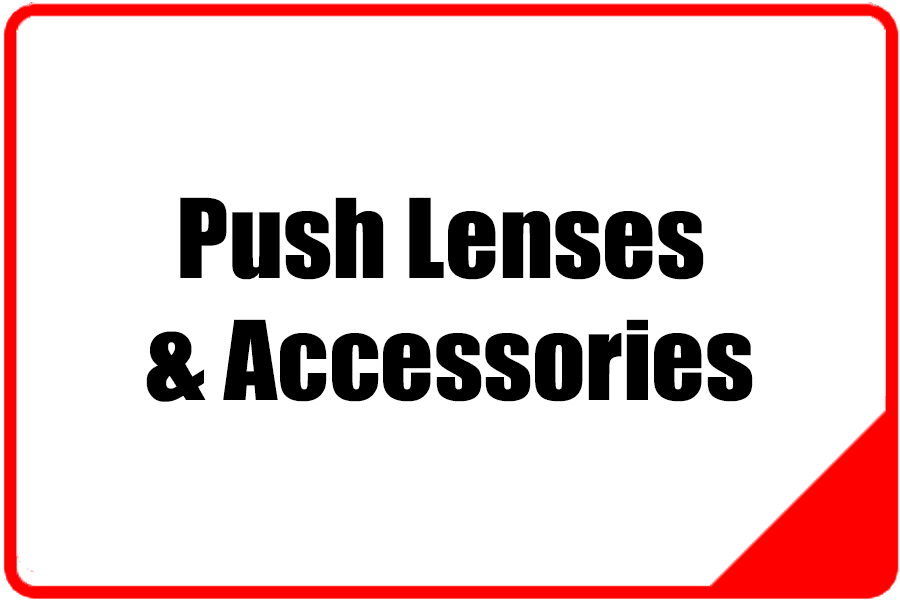Push Paintball Mask Lenses & Accessories | Pro Edge Paintball