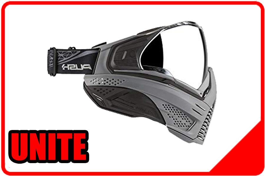 Push Unite Paintball Mask | Pro Edge Paintball