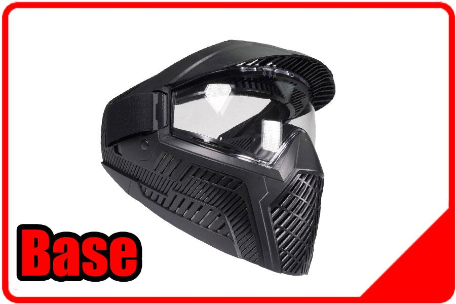 Virtue Base Paintball Mask | Pro Edge Paintball