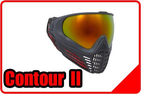Virtue Contour II Paintball Mask | Pro Edge Paintball