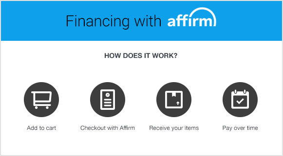 Paintball Financing Affirm Bread Paypal