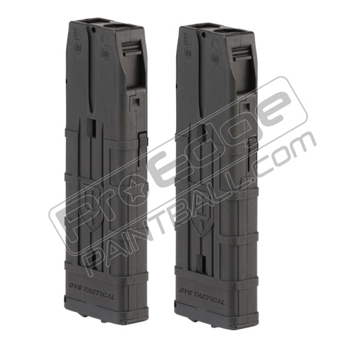 Dye Assault Matrix 20 Round Magazine 2 Pack - Black